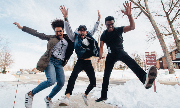Teens alive